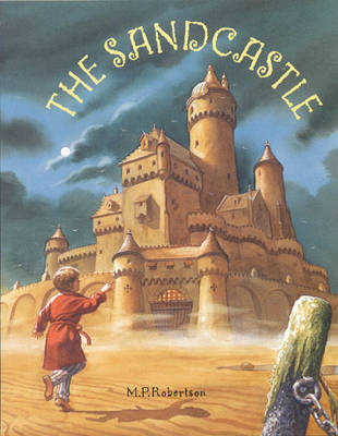The Sandcastle by M.P. Robertson image
