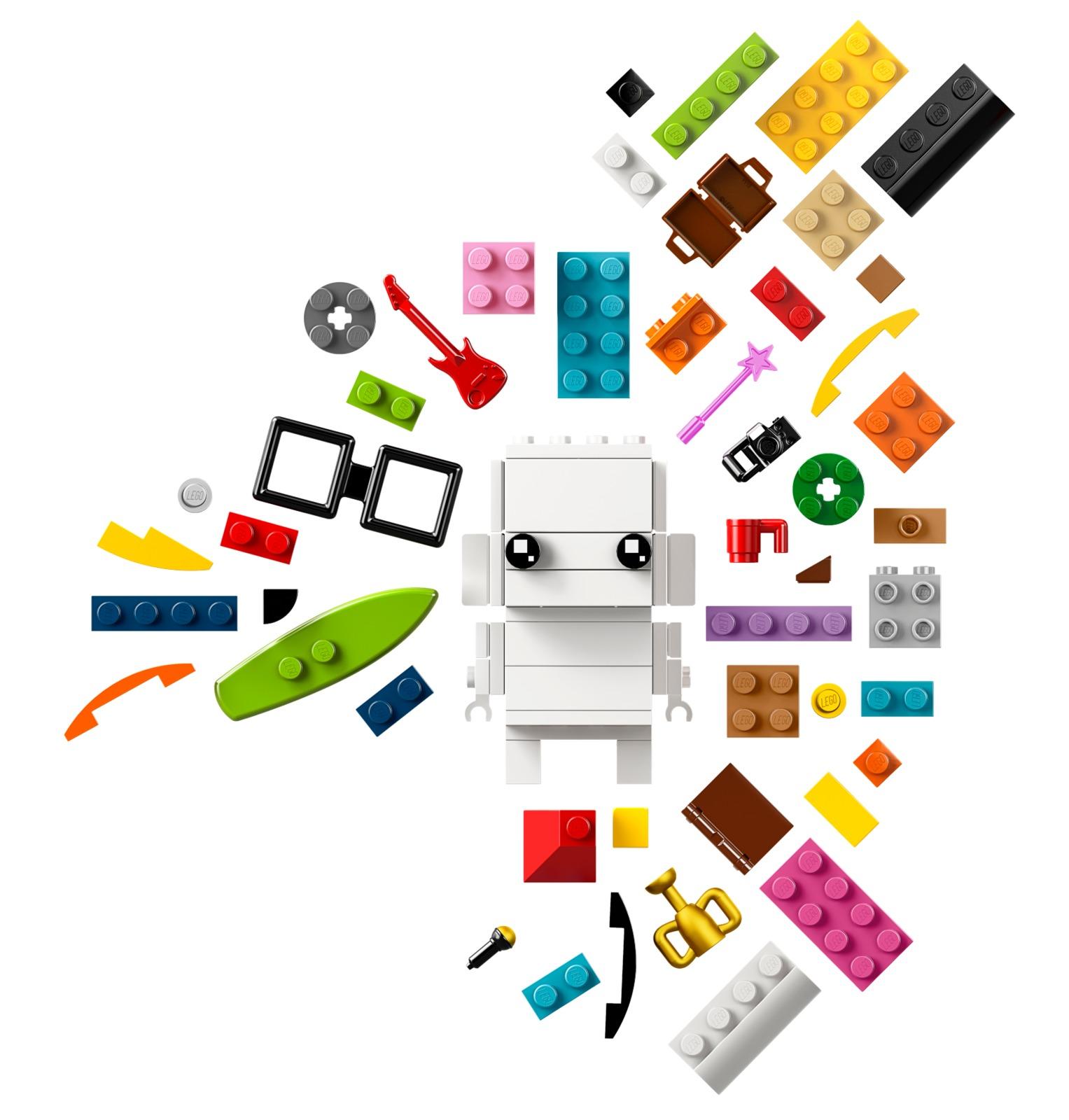 LEGO Brickheadz - Go Brick Me (41597) image