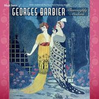 Georges Barbier Wall Calendar