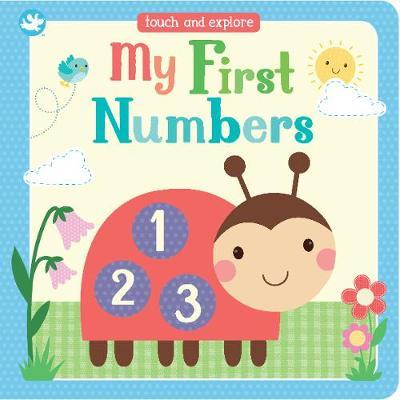 Little Me My First Numbers by Parragon Books Ltd image