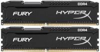 2x4GB Kingston HyperX Fury 2666MHz DDR4 Gaming RAM