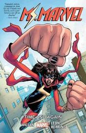 Ms. Marvel Vol. 10: Time And Again by G.Willow Wilson image