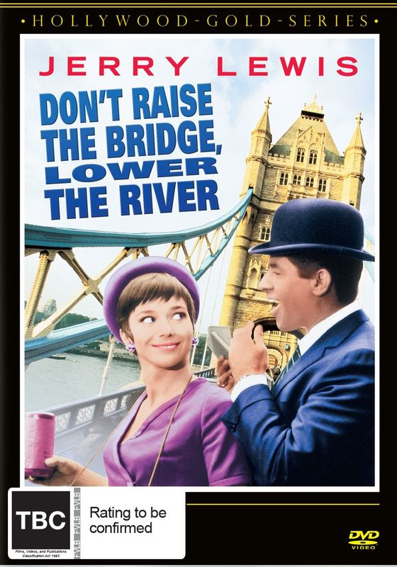 Don't Raise The The Bridge, Lower The River on DVD