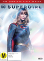 Supergirl - Season 5 on DVD