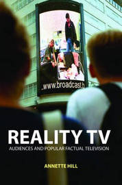 Reality TV by Annette Hill image