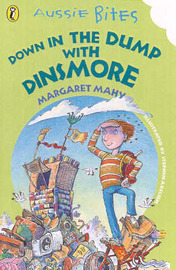 Down in the Dump with Dinsmore by Margaret Mahy image