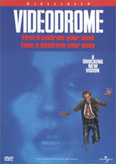Videodrome on DVD