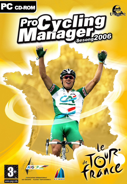 Pro Cycling Manager 2006 for PC Games