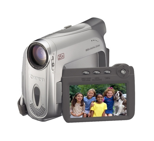 Canon MV940 Digital Video Camcorder 25X Optical
