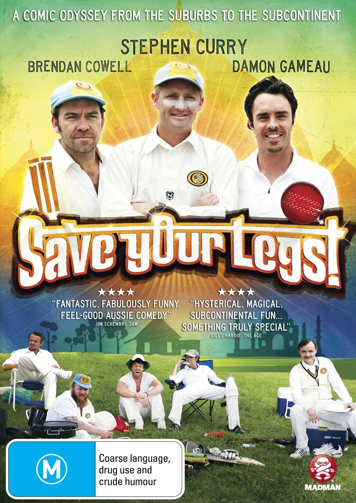 Save Your Legs! on DVD image