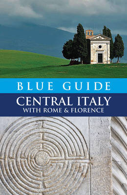 Blue Guide Central Italy by Alta Macadam image