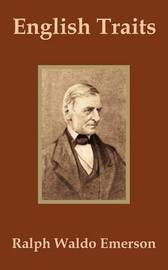 English Traits by Ralph Waldo Emerson image