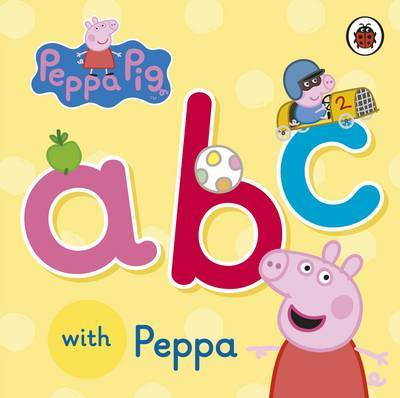 Peppa Pig: ABC with Peppa image