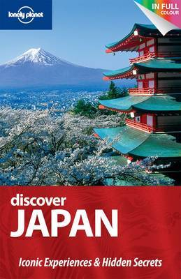 Discover Japan (Au and UK) by Chris Rowthorn image