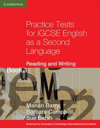 Cambridge International IGCSE by Marian Barry