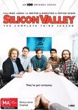 Silicon Valley - The Complete Third Season DVD
