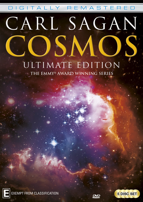 Cosmos: A Personal Voyage - Utimate Edition [Remastered] on DVD