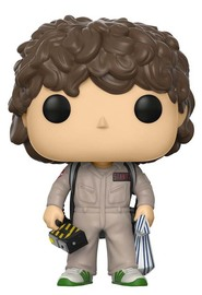 Stranger Things S2: Dustin (Ghostbuster Ver.) - Pop Vinyl Figure
