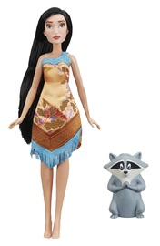 Disney Princess: Colour Change Doll - Pocahontas
