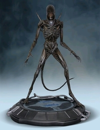 Alien: Covenant - Xenomorph 1:4 Scale Statue