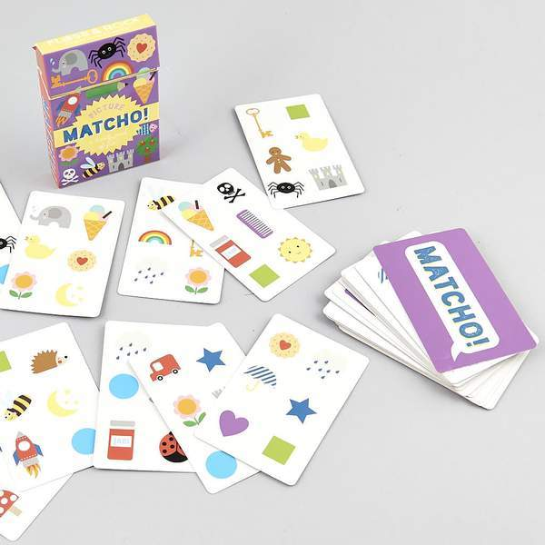 Floss & Rock: Matcho - Card Game