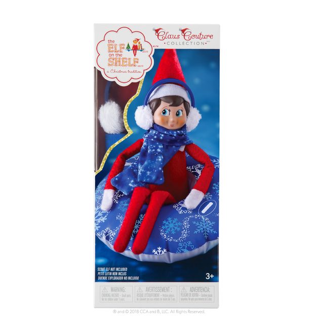 Elf on the Shelf: 2018 Couture - Tubular Snow Set