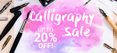 Calligraphy Sale