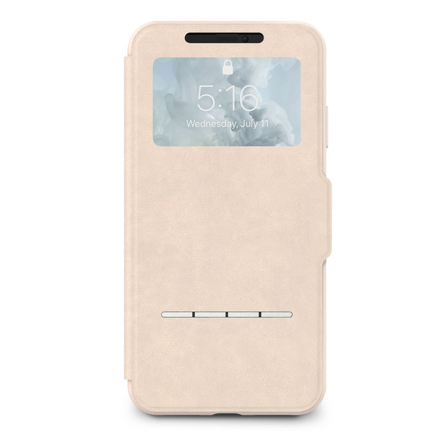 Moshi: SenseCover for iPhone XS Max - Beige