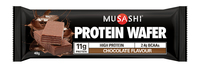 Musashi Protein Wafer Bars - Chocolate (40g)