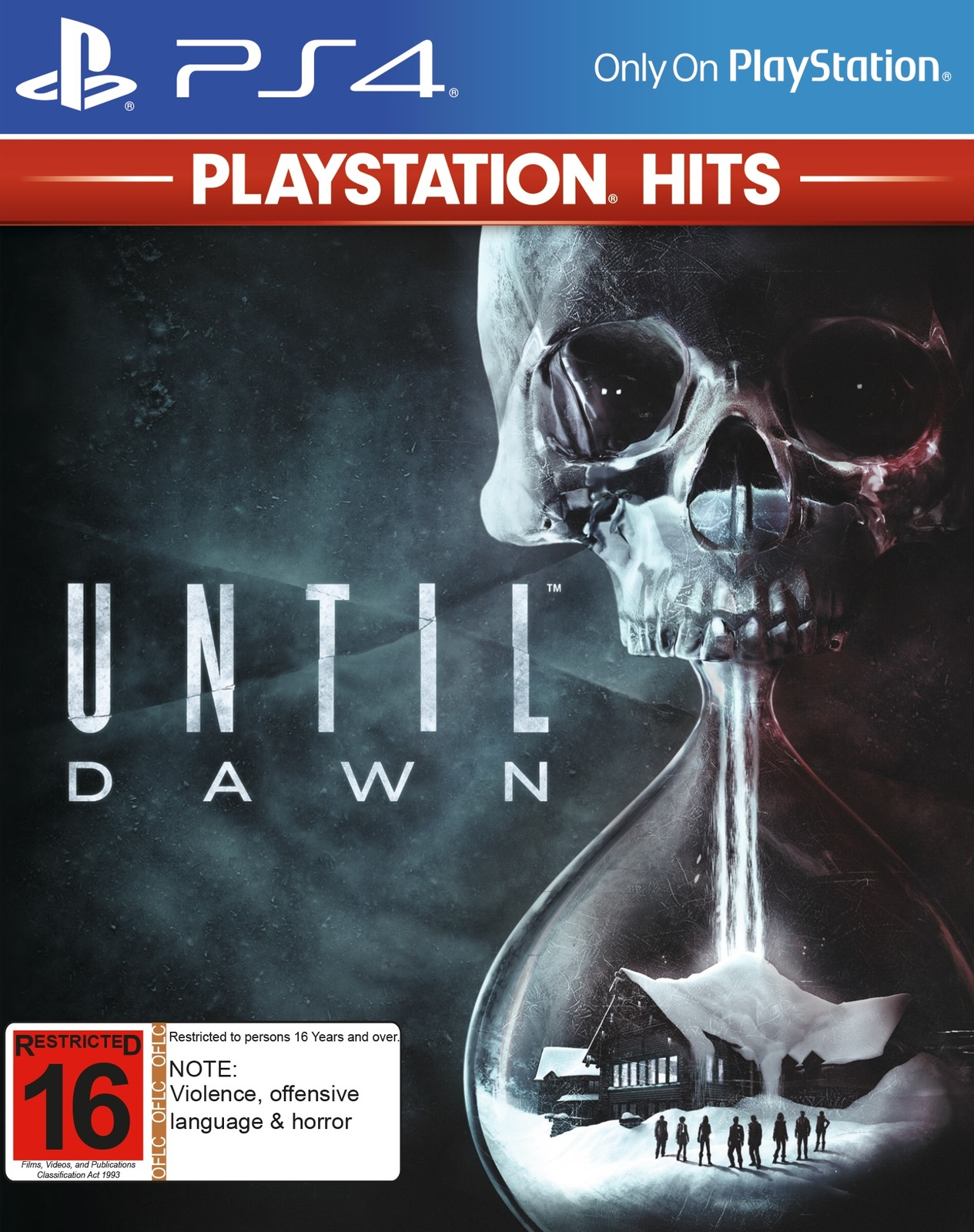 Until Dawn for PS4 image
