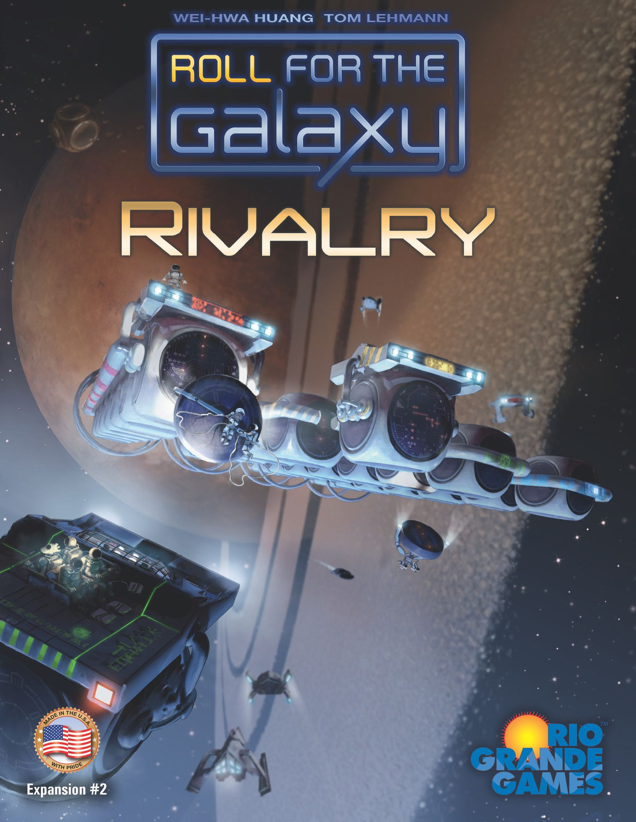 Roll for the Galaxy - Rivalry image
