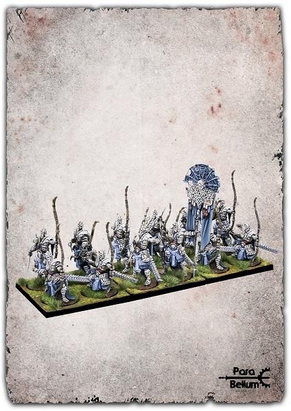 Conquest: Spires Marksmen Clones