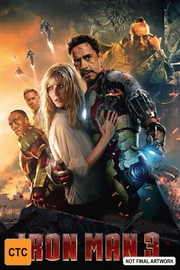 Iron Man 3 on UHD Blu-ray