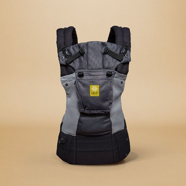 Lillebaby: Complete Air-Flow Carrier - Grey