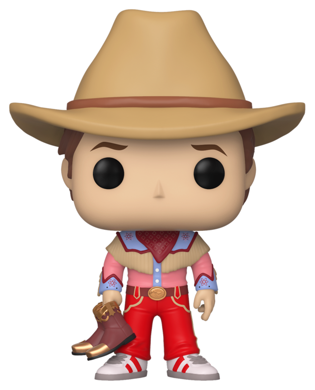 Back to the Future: Marty McFly (as Cowboy) - Pop! Vinyl Figure