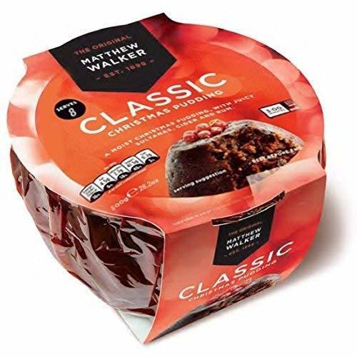 Matthew Walker's Classic Christmas Pudding (400g)