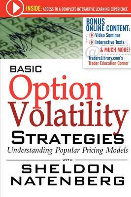 Basic Option Volatility Strategies by Sheldon Natenberg image