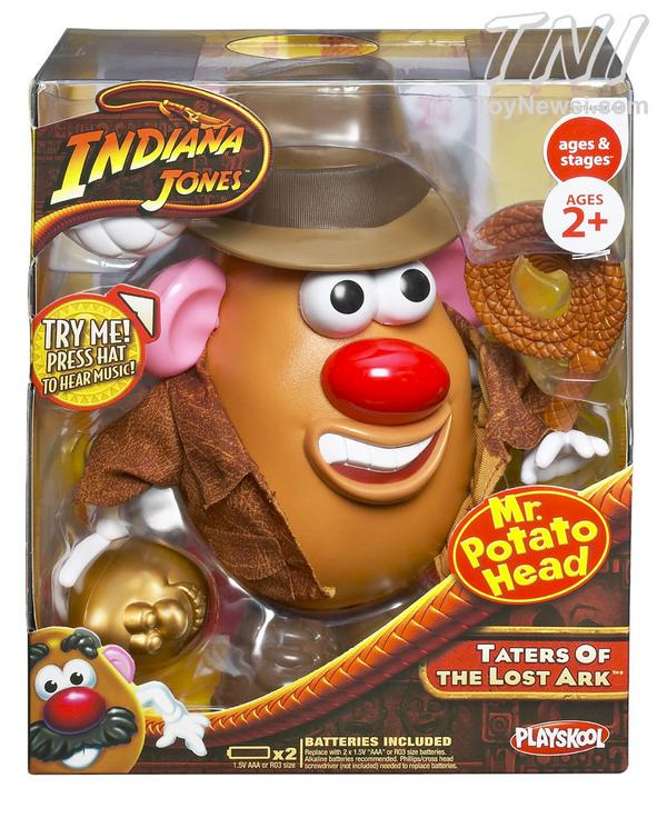 Mr Potato Head - Taters of The Lost Ark