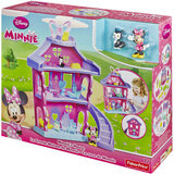 Minnie Mouse Polka Dot House