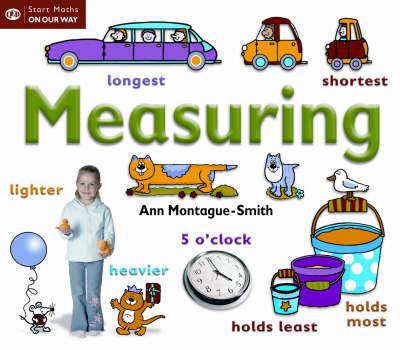 Measuring: Bk. 2 by Ann Montague-Smith