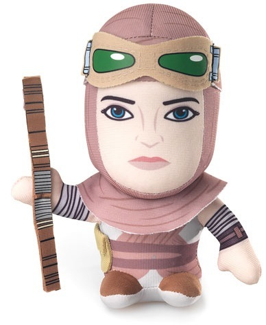 Star Wars The Force Awakens - Rey Super Deformed Plush