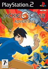 Jackie Chan Adventures for PlayStation 2