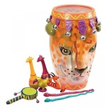 Battat: B. Jungle Jam Drum - Instrument Set