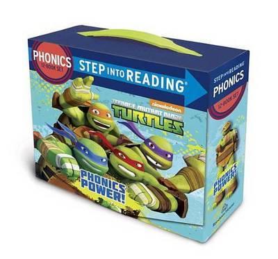 Phonics Power! (Teenage Mutant Ninja Turtles) by Jennifer Liberts