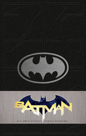 Batman Journal (Large) by Insight Editions
