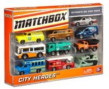 Matchbox: Basics 10 Pack (Assorted Designs)