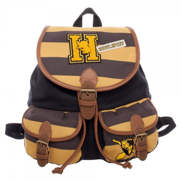 45792d23f3 Harry Potter  Varsity Knapsack Bag - (Hufflepuff)