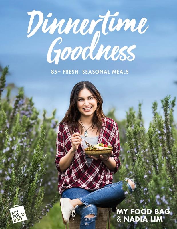 Dinnertime Goodness by Nadia Lim