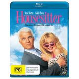 Housesitter on Blu-ray