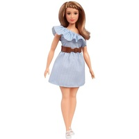 Barbie: Fashionistas Doll - Purely Pinstriped